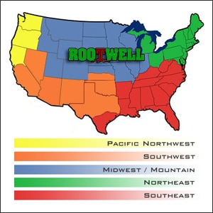 Plant Hardiness Zones Top Must Know Tips For Home Gardeners - Map-of-us-planting-zones