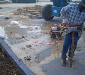 colleyville mcdonalds 4 - Deep Root Aeration Tubes | Rootwell