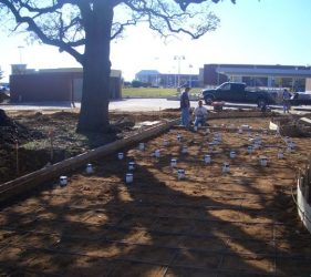 colleyville mcdonalds 8 - Deep Root Aeration Tubes | Rootwell