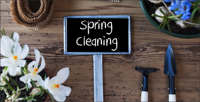 Top 10 Garden Spring Cleaning Tasks Gardening Tips