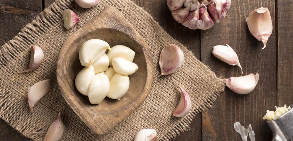 How to grow organic garlic