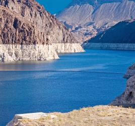 Water crisis at Lake Mead